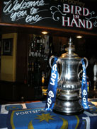 The FA Cup Bird in Hand 2009